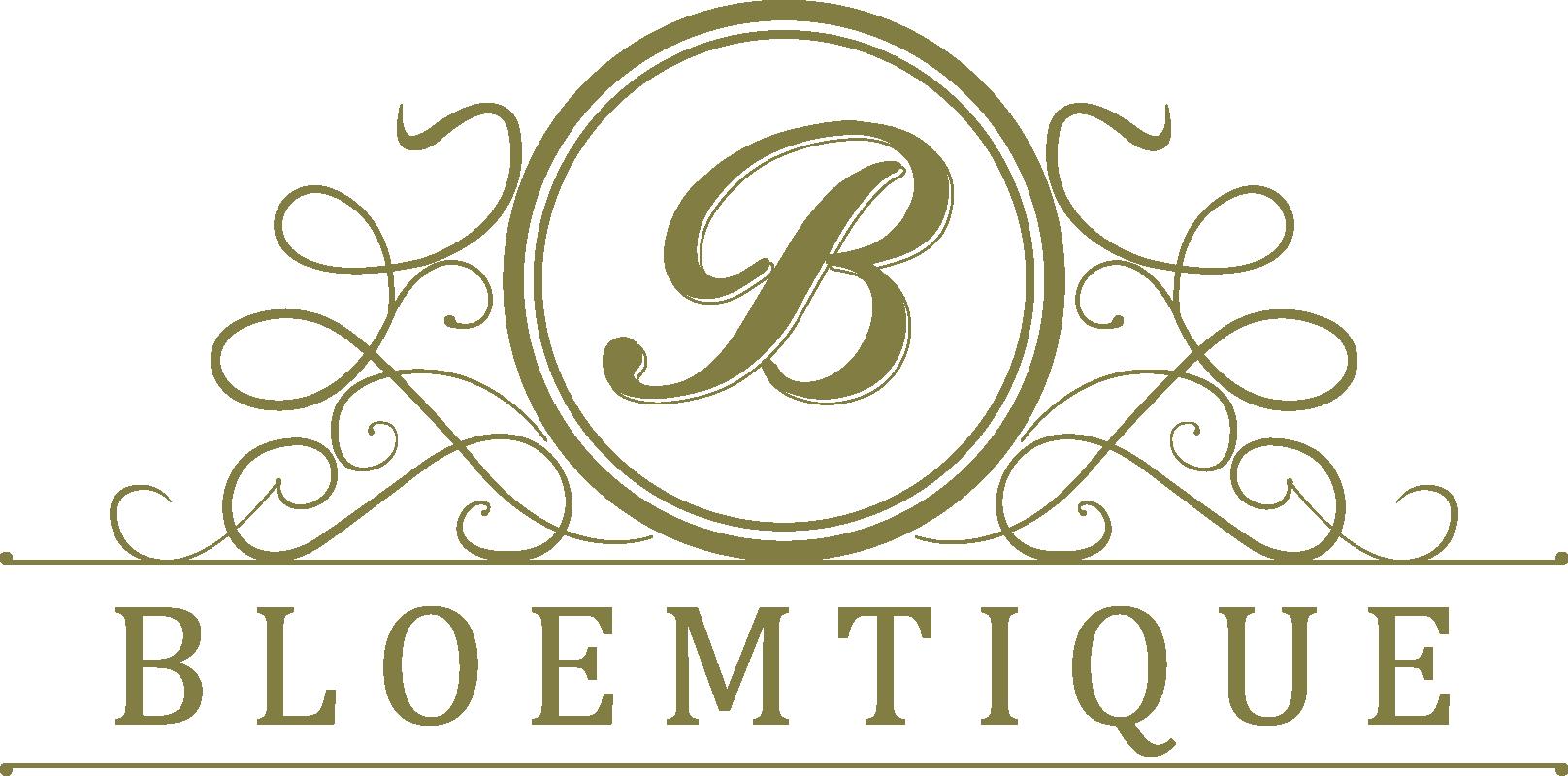 Logo Bloemtique Bloemen